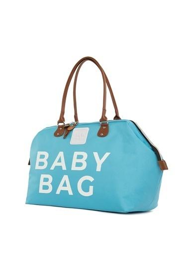 Bagmori Bebek Bakım Çantası Mavi